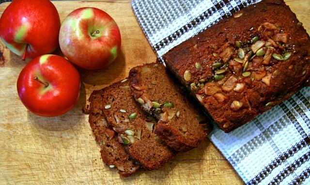 Apple Bomb Seed Cake