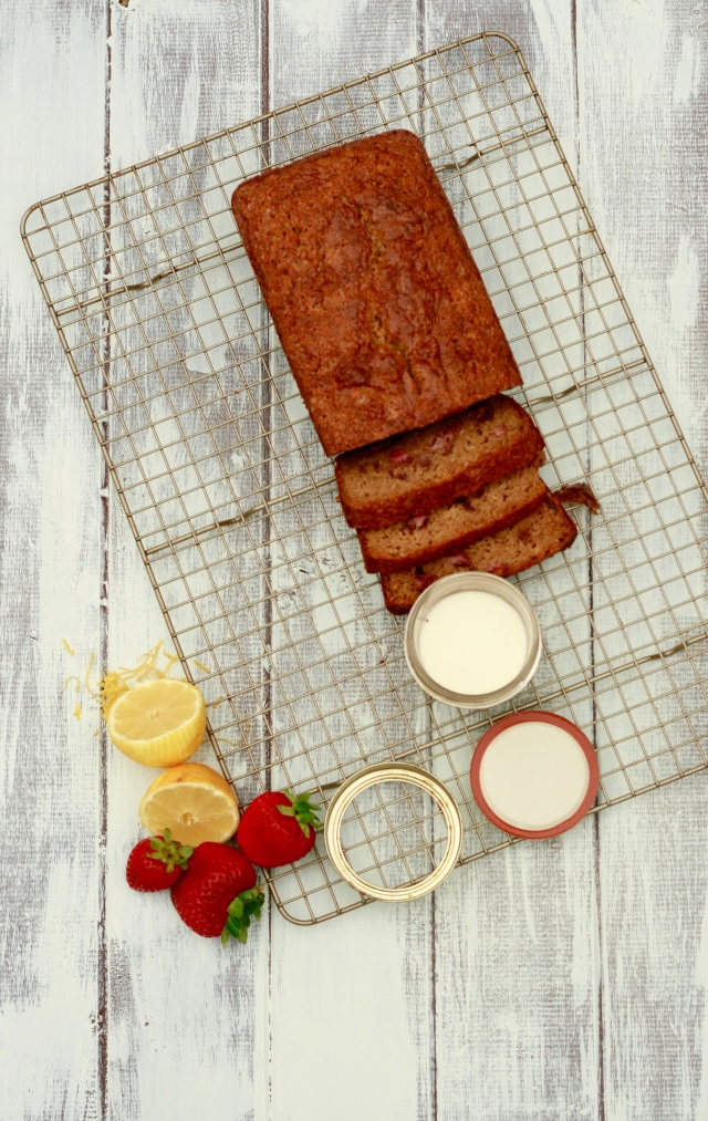 An extra moist loaf that is versatile for breakfast or with some icing a great summer dessert.